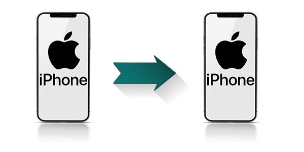 Datentransfer-iPhone-to-iPhone